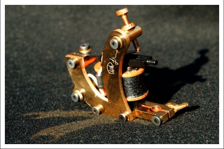 Sir William Tattoo Machines